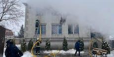Brand in Altersheim fordert mindestens 15 Todesopfer