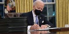 Joe Biden demontiert mit Amtsantritt Trumps Vermächtnis