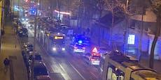 """""""Covid-Regeln einhalten!"""" Polizeigeleit bei Wiener Demo"""