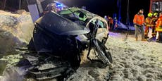 Rotlicht! 23-Jährige mit VW Golf von Zug erfasst