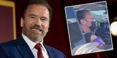 """Schwarzenegger: """"Komm mit mir, wenn du leben willst"""""""