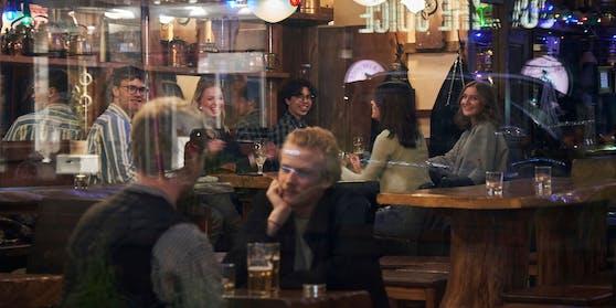 In Schweden gibt es ab 20.00 Uhr keinen Alkohl.