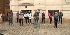 Pädagoginnen gefesselt und geknebelt in Wiener City