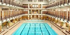 Diese Wiener dürfen wieder in Hallenbädern schwimmen