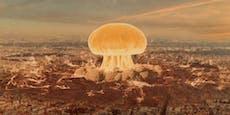 Regierungsvideo zeigt Atom-Explosion mitten in Wien