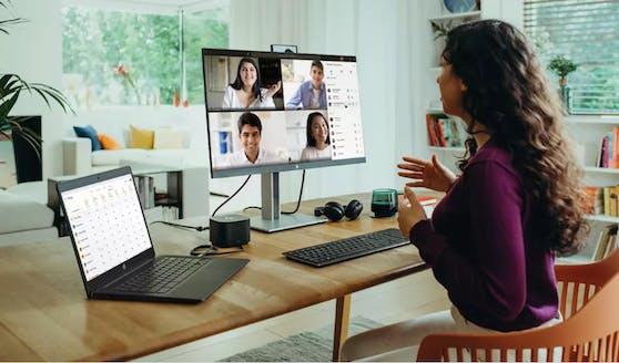 HP enthüllte innovative neue Chromebooks.