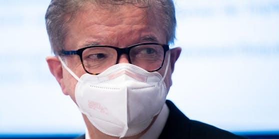 Gesundheitsminister Rudolf Anschober wird am Freitag erneut vor die Presse treten.