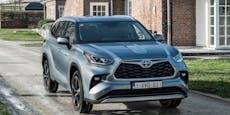 Es kann nur einen geben: Der neue Toyota Highlander