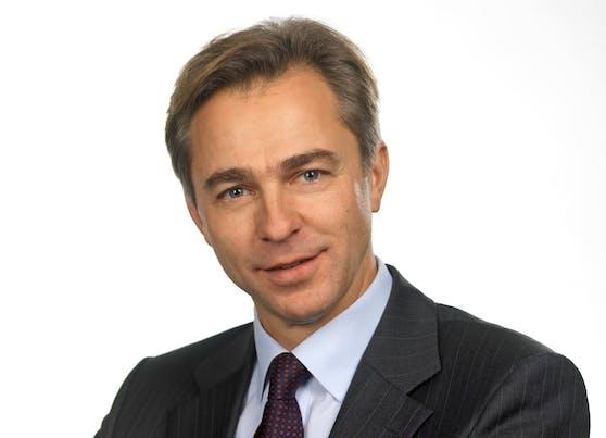 Peter Laggner, CEO der Trimetis Gruppe, Wien.