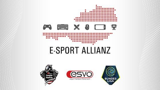 Die größten heimischen E-Sport Stakeholder gründen die E-Sport Allianz Österreich.