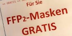 Anschober verrät Details zu den Gratis-FFP2-Masken