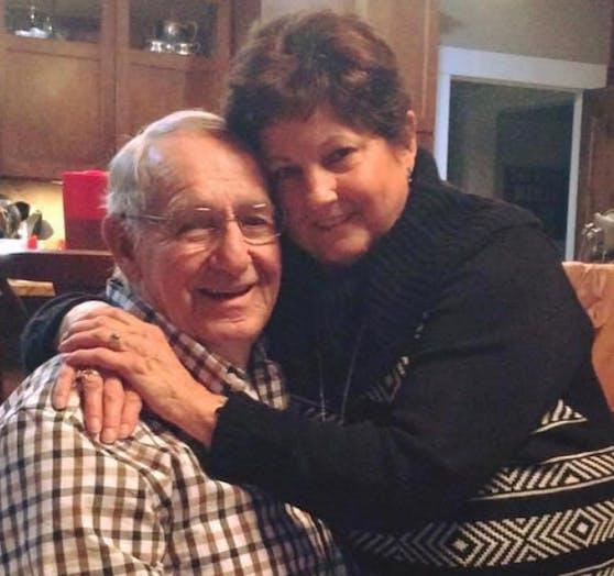 Bert und Carol im Jahr 2009
