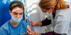 Pfizer will künftig auch 12-Jährige impfen lassen