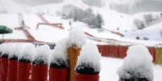Schnee-Chaos! Kitzbühel-Abfahrt ist abgesagt