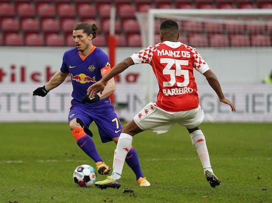Marcel Sabitzer gegen Mainz.