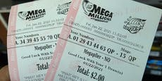Glückspilz knackt milliardenschweren Mega-Jackpot