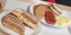 Frau ruft Polizei, weil sie Maci-Frühstück verpasst hat