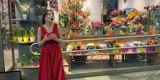 Lockdown-Idee: Sänger liefern Blumen mit Ständchen