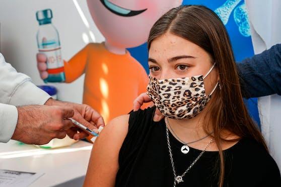 Auch gegen die Grippe soll fleißig geimpft werden.