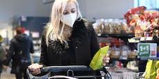 FFP2-Masken im Supermarkt nur noch gratis, wenn ...