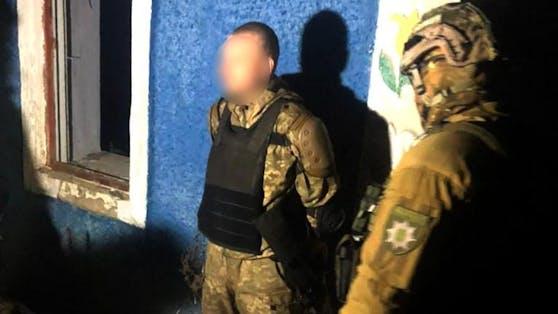 Der schwerbewaffnete Täter konnte von einer Spezialeinheit gestellt werden.