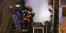 Feuer-Alarm verriet geheime Corona-Grillerei in Wels