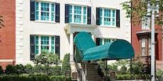 Villa von US-Vize Harris größer als Weißes Haus