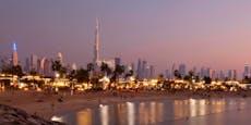 """Reisegeschäft bietet """"Impf-Ferien"""" in Dubai an"""
