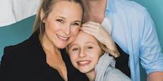 Sängerin Missy May freut sich über Sohn Ferdinand