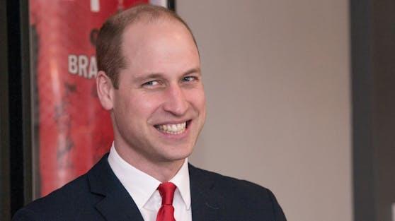 Prinz William hat allen Grund zu strahlen: Sein lichtes Haupthaar macht ihn laut Google-Studie zum Glatzenträger mit dem meisten Sexappeal.