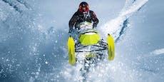 Hirscher gibt lieber bei Skidoo-Stunts als in Kitz Gas