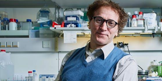 Der österreichische Genetiker Josef Penninger forscht in Wien und Vancouver
