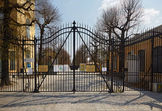 Viele andere Zoos berichten davon, dass die Zootiere die Besucher vermissen. In Schönbrunn ist dies nicht der Fall.