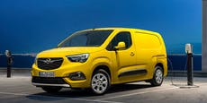 Der Opel Combo kommt jetzt auch als Elektroauto