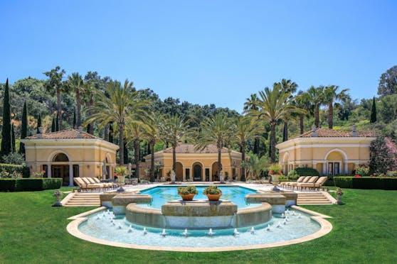 Das ist nur das Poolhaus eines der teuersten Häuser der Welt.