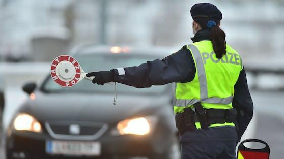 Grenzkontrollen an der österreichischen Grenze