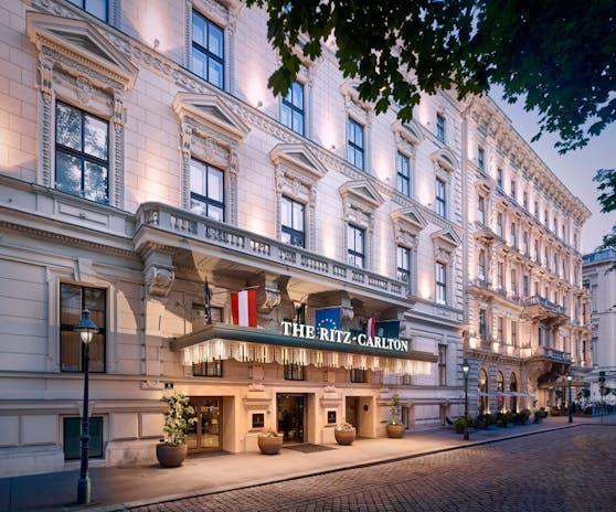 Das Ritz-Carlton, Vienna will am 19. März für heimische Gäste öffnen.