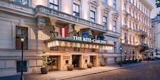In diesem Wiener Hotel kann man sich ab jetzt einbuchen