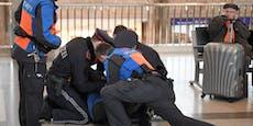 Bei Fremden-Kontrolle flog Serientäter in Wien auf