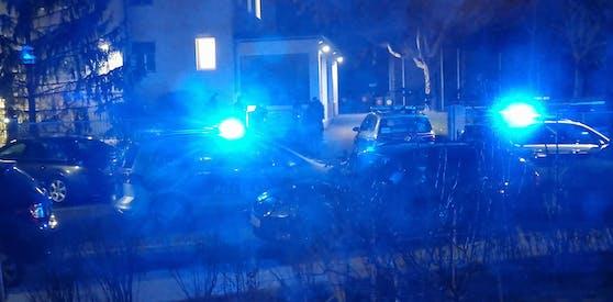 In Wien-Simmering fielen Montagnacht Schüsse