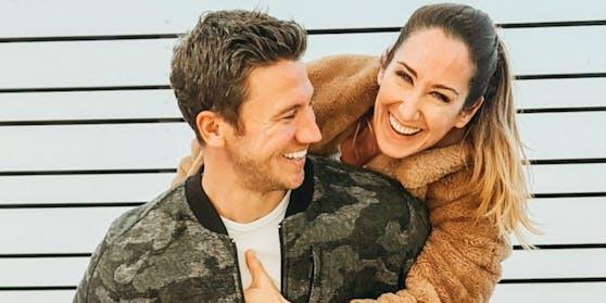 Kati Bellowitsch und Ehemann Daniel