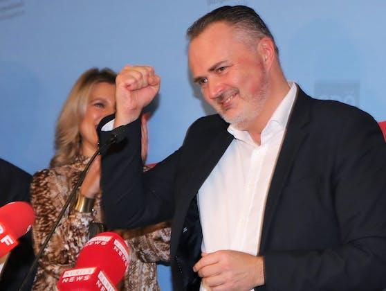 1. Jubiläum als Landeshauptmann: Doskozil erneuert sein Wahlversprechen