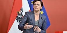 SPÖ-Chefin drängt darauf, Impfstoff besser zu nützen