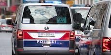 Jugendliche randalieren aus Versehen bei Polizeigebäude
