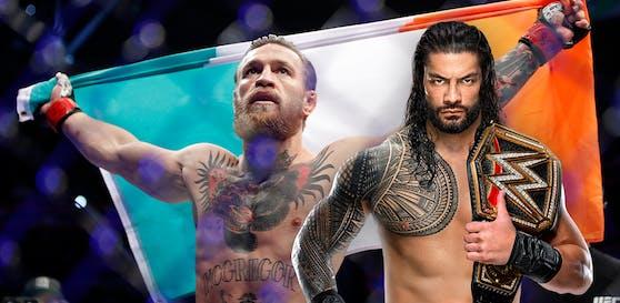 Trifft Conor McGregor bald auf Roman Reigns?