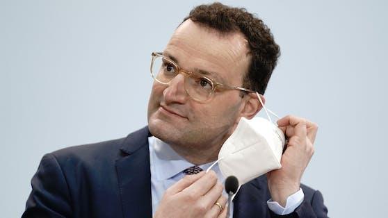 Der deutsche Bundesgesundheitsminister begrüßt Maßnahmen für Ungeimpfte.