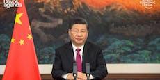 """Chinas Präsident warnt vor einem """"neuen Kalten Krieg"""""""