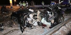 BMW wählt selbst Notruf, doch junges Paar war schon tot