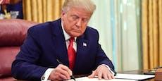 Trumps Corona-Erkrankung war wohl ernster als gedacht