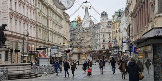 Der harte Lockdown in Österreich könnte am 8.2. enden.